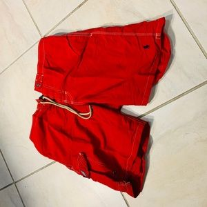 Polo Bathing Suit Trunks